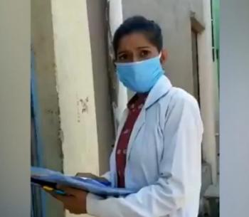 Médica de programa contra Covid na Índia é processada por dizer que `Jesus cura´